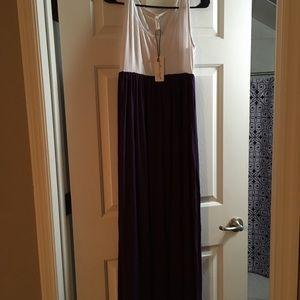 maternity Other - Purple maternity dress